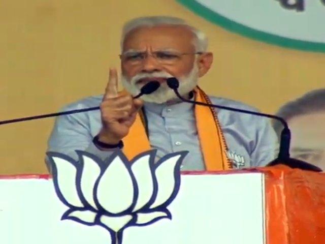 ओडिशा में पीएम मोदी ने चुनावी सभा को किया संबोधित, कहा- कितना भी काम हो, वोट डालें
