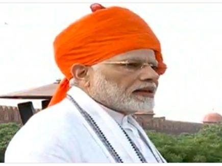 82 मिनट के भाषण में PM मोदी ने हर वर्ग पर किया फोकस, पढ़ें पूरी स्पीच