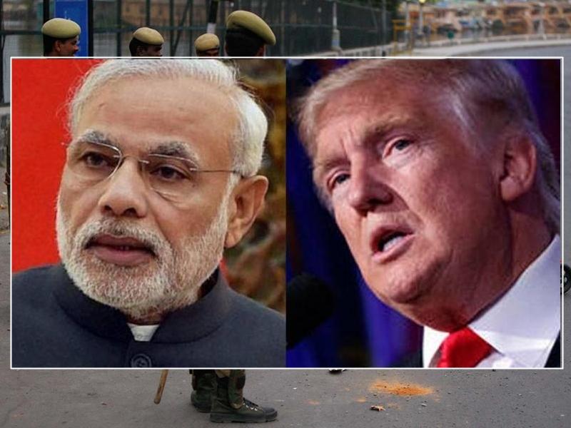 Modi Trump Talk : पीएम मोदी ने ट्रम्प को लगाया फोन, आधे घंटे इन मुद्दों पर हुई बात
