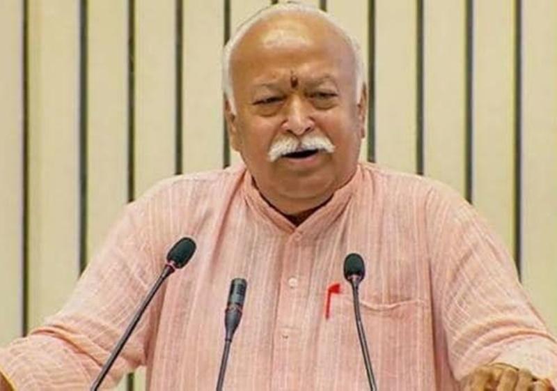 NRC : एनआरसी पर संघ प्रमुख मोहन भागवत ने कहा, किसी भी हिंदू को नहीं छोड़ना होगा देश