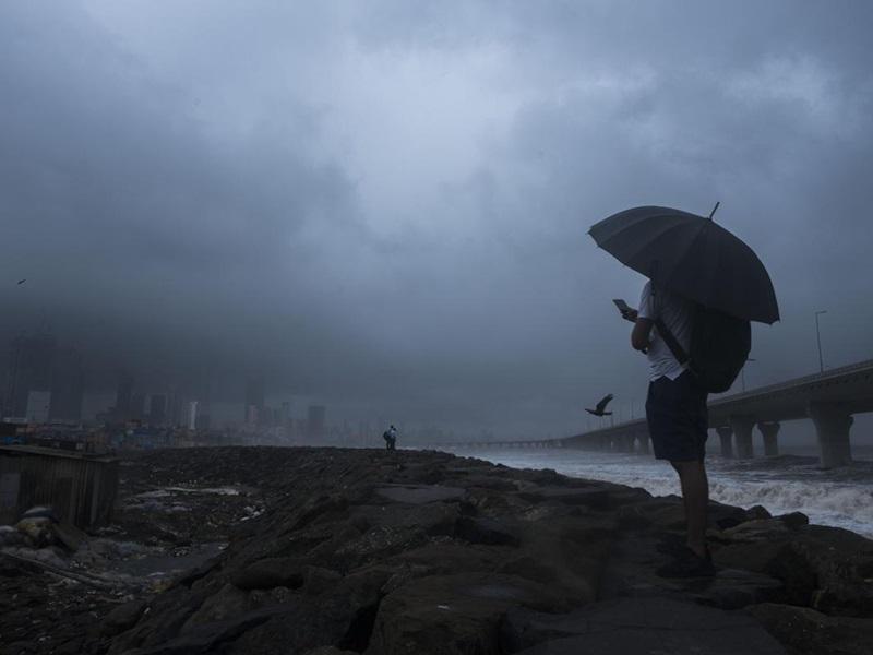 MP Weather Update : अरब सागर में कम दबाव का क्षेत्र, इंदौर-उज्जैन में हो सकती है बारिश