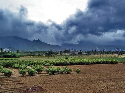 monsoon clouds  20 06 2017