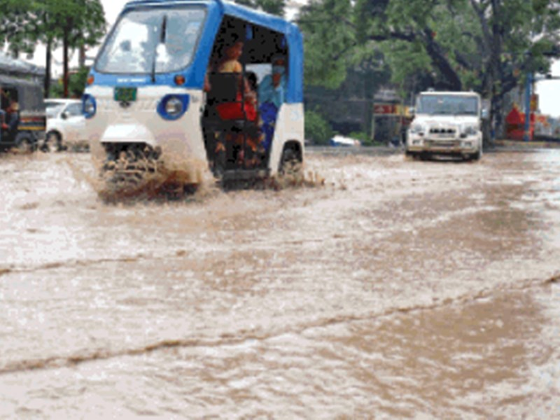 Chhattisgarh Weather Update : अच्छी बारिश करवाकर लौट रहा 12 दिन देर से आया मानसून