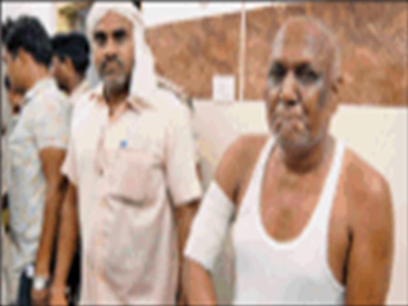 Morena Crime : मुरैना के जौरा में SUV पर की फायरिंग, एडीओ की मौत