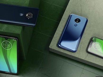 मोटोरोला ने लॉन्च किए Moto G7, Moto G7 Plus, Moto G7 Play, जानें कीमत और फीचर्स