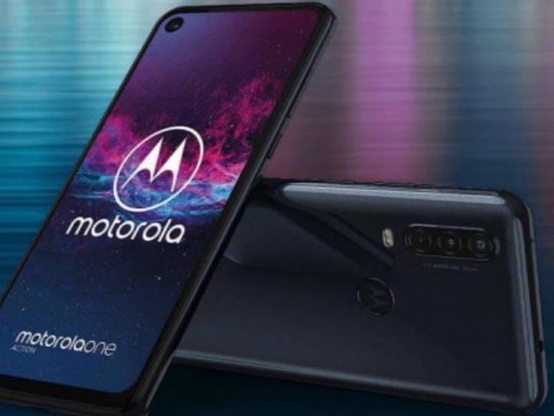 इस खासियत वाला पहला फोन है Motorola One Action, जानिए क्या है कीमत