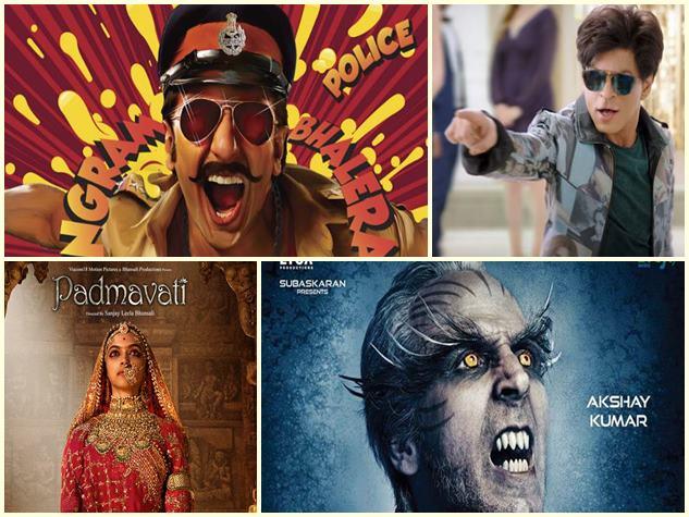 इस साल आने वाली हैं ये बेहतरीन फिल्में, कौन-सी है आपकी फेवरेट