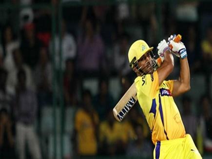 RCB vs CSK: आखिरी गेंद पर छक्का मारकर धोनी ने दिलाई जीत