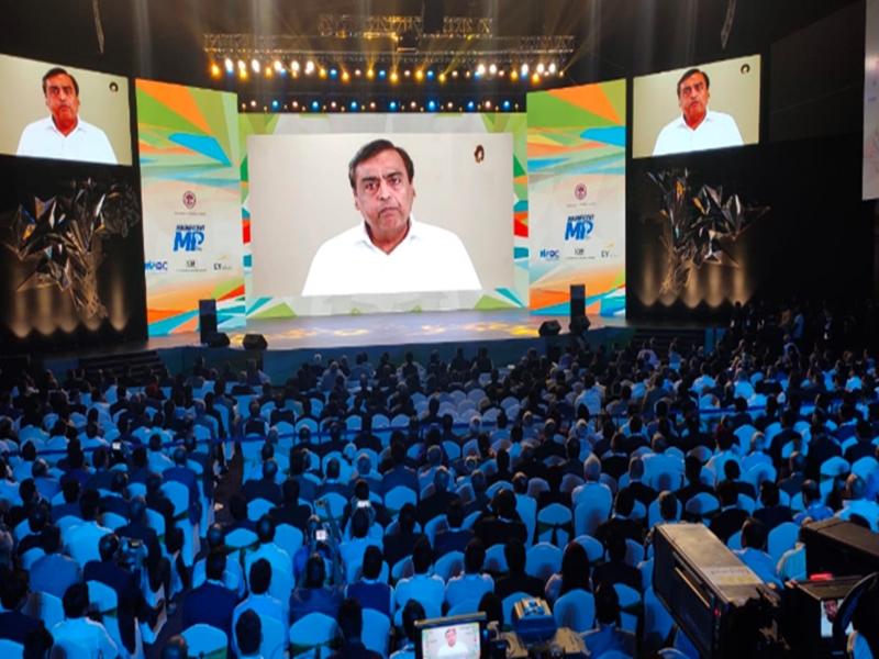 Magnificent MP 2019 : मुकेश अंबानी बोले- मेरा भी है मध्य प्रदेश, जानिए बाकी उद्योगपतियों ने क्या कहा