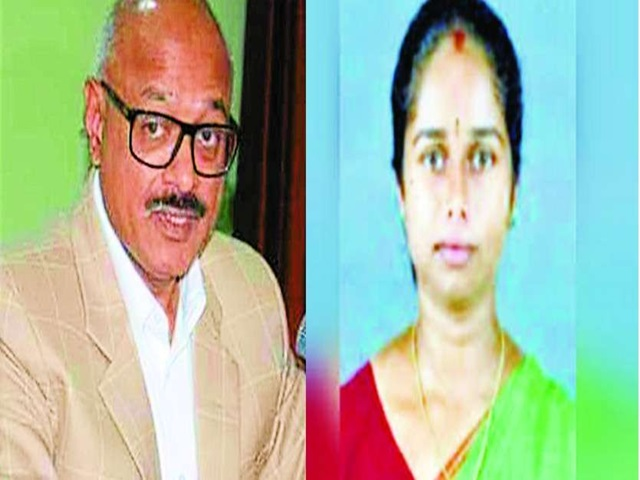 Chhattisgarh : रेखा नायर के घर पहुंची EOW की टीम, तलाश जारी