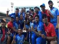 तारे की उम्दा बल्लेबाजी, मुंबई ने दिल्ली को हराकर जीती विजय हजारे ट्रॉफी