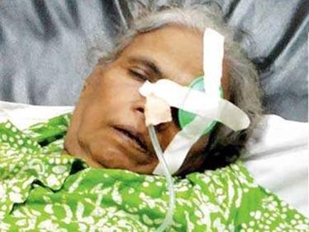 मुंबई में चूहों का आतंक, अस्पताल में कुतर गए मरीज की आंख
