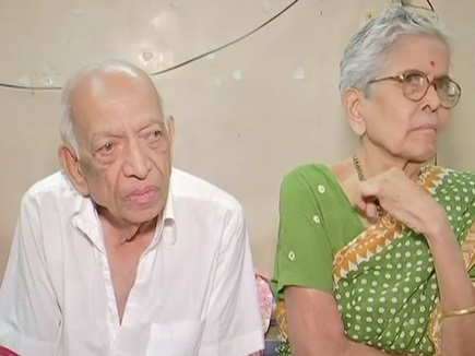 इच्छामृत्यु पर SC के फैसले से नाखुश मुंबई का बुजुर्ग दंपती