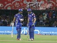 छक्कों की बारिश के बीच मुंबई इंडियंस ने पंजाब को हराया