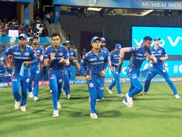 IPL 2019: IPL में मुंबई इंडियंस की रिकॉर्ड जीत, ऐसा करने वाली पहली टीम बनीं