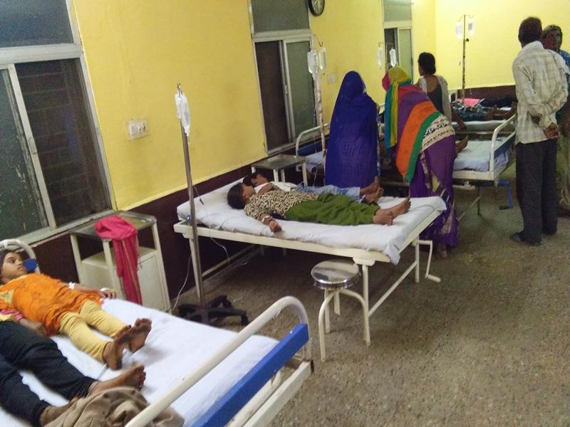 खंडवा जिले के स्कूल में आयरन की गोली खाने से 40 विद्यार्थियों की तबियत बिगड़ी