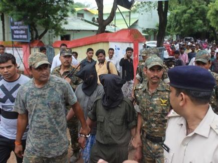 बालाघाट : हार्डकोर नक्सली मुन्ना बरकड़े से खुल सकते हैं कई राज