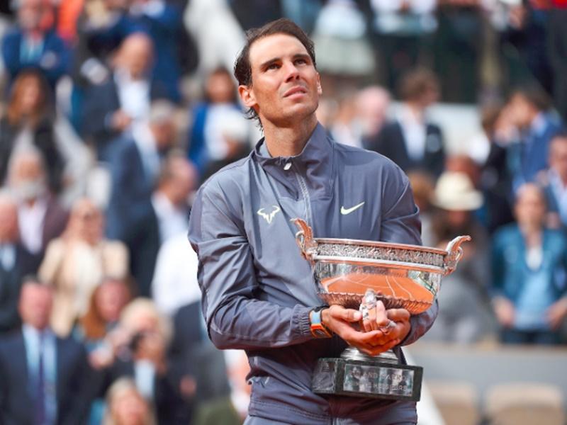 French Open Tennis: नडाल ने रिकॉर्ड 12वीं बार जीता फ्रेंच ओपन, फाइनल में थिएम को हराया