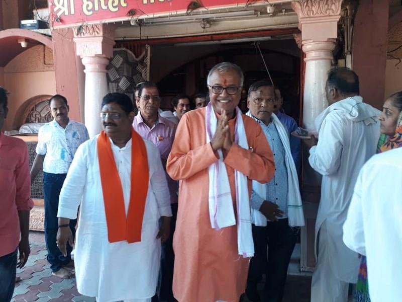 Khandwa Lok Sabha Election Result 2019 : BJP के नंदकुमार सिंह चौहान खंडवा से जीते
