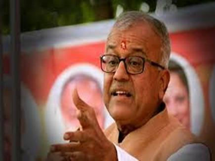 MP बीजेपी अध्यक्ष नंदकुमार सिंह चौहान का  इस्तीफा