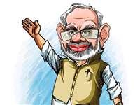 MP Lok Sabha Election 2019: मोदी के चेहरे के बावजूद प्रदेश में पिछड़ रही BJP