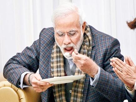 अटलजी और सोनिया के बाद PM मोदी के खाने का स्वाद चखेंगे डॉ. दत्ता
