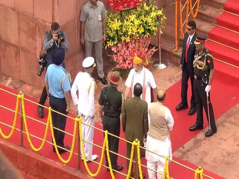 PM Modi Speech on Independence day : लाल किले से PM मोदी के भाषण की 10 बड़ी बातें