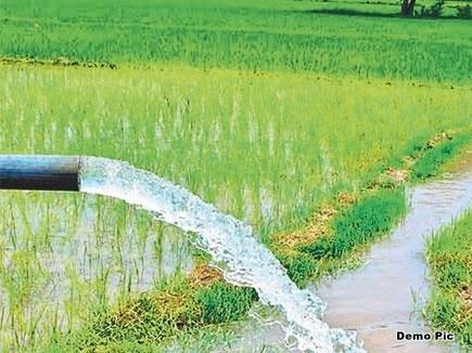 Narmada Shipra सिंचाई परियोजना से किसान खुश