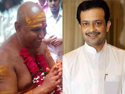 MP :   बाबाओं को राज्यमंत्री बनाने का मामला , दो बाबा पीछे हटे