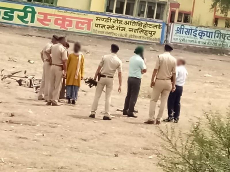 Madhya Pradesh के नरसिंहपुर में 5 साल की मासूम से दुष्कर्म की वारदात