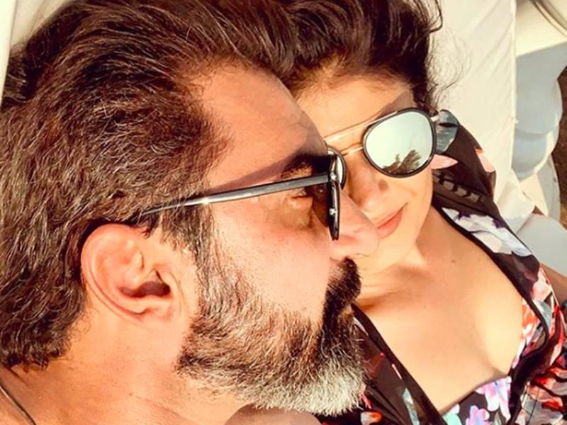 पूजा बत्रा को जीवनसाथी मिला है सलमान खान की 'दबंग 3' के इस एक्टर में