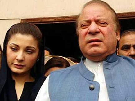 पूर्व PM शरीफ और बेटी मरियम शुक्रवार को लौटेंगे पाक, एयरपोर्ट पर ही हो
