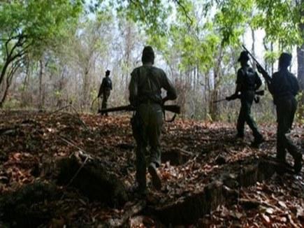 दंतेवाड़ा क्षेत्र में पंच सहित दो ग्रामीणों की नक्सलियों ने की हत्या