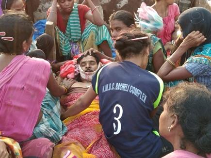 सुकमा में नक्सलियों ने मुखबिरी के शक में ग्रामीण का गला रेता
