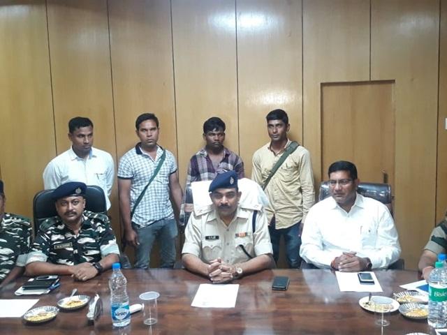 बड़े हमले की साजिश नाकाम, 3 लाख के इनामी नक्सली ने गिरफ्तारी के खोले राज