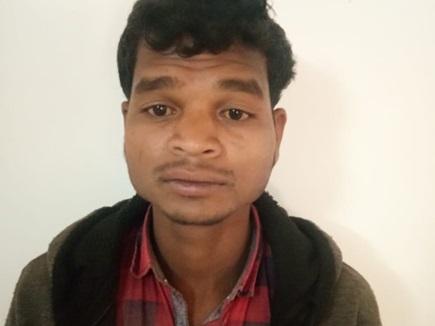 दंतेवाड़ा : बड़े गुडरा के जंगल से एक लाख का इनामी नक्सली गिरफ्तार
