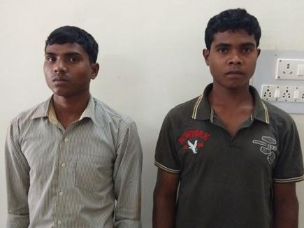नारायणपुर में पुलिस कैंप की रेकी करते दो नक्सली गिरफ्तार