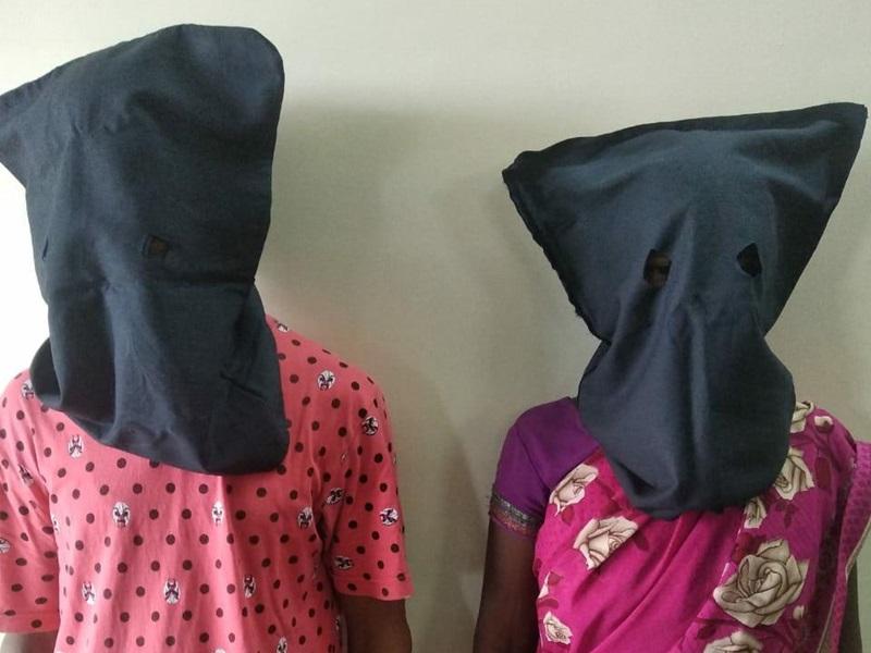बीजापुरः अपहरण और हत्या के आरोपी दो नक्सली गिरफ्तार