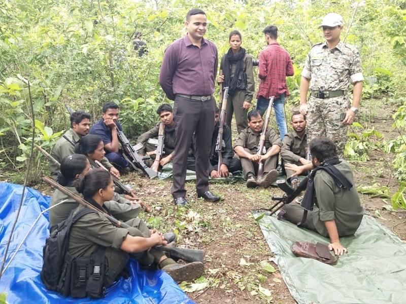 Naxalite पर फिल्म बना रही पुलिस, मुख्य भूमिका में हैं दंतेवाड़ा SP