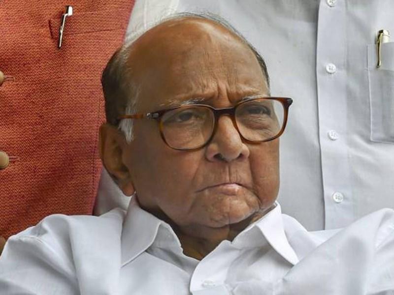 शरद पवार का विवादित बयान - 'पुलवामा जैसी घटना ही महाराष्ट्र में लोगों का मूड बदल सकती है'