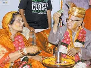 एनडी-उज्ज्वला की शादी पर कानूनी मुहर