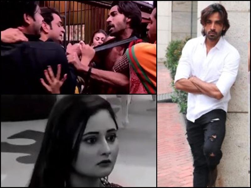 Bigg Boss 13: बेघर हुए Arhaan Khan का दावा Sidharth Shukla पीट देते Rashami Desai को