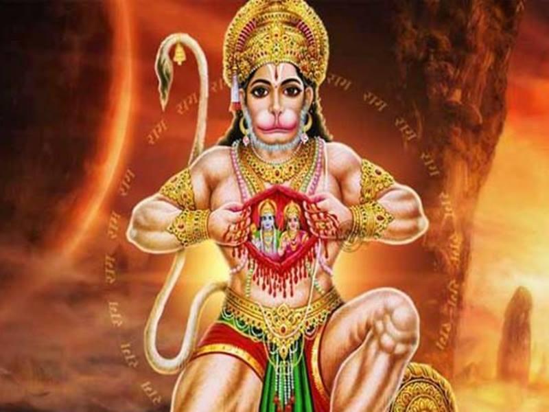 Ram Navami 2020: जब चिरंजीवी हनुमान को स्वामी श्रीराम ने दिया था मृत्युदंड