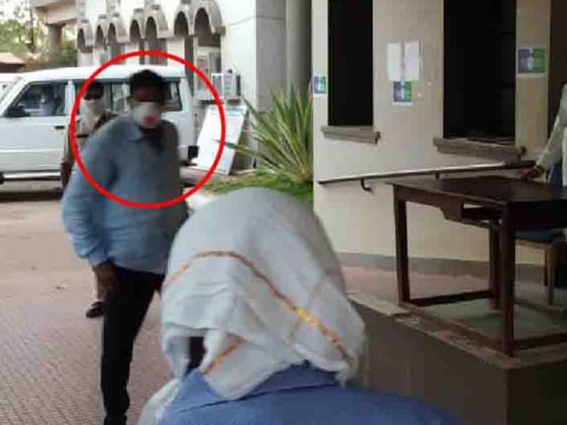 Dhamtari News: सीएमएचओ कह रहे डमी मरीज डेंजर जोन तक गया ही नहीं, एम्स का तर्क, उनके पर फुटेज है