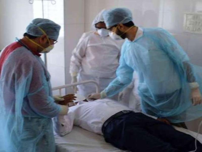 Coronavirus Malwa Nimar News : मालवा-निमाड़ अंचल में कोरोना संक्रमितों के मिलने का दौर जारी