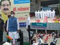 स्वास्थ्य मंत्री नरोत्तम मिश्रा ने कहा- इंदौर से पूरे मध्य प्रदेश में फैला कोरोना वायरस