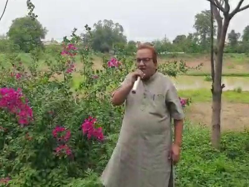 Raipur News: गानों के जरिए प्रोफेसर का चायनीज उत्पादों पर वार, देखिए VIDEO