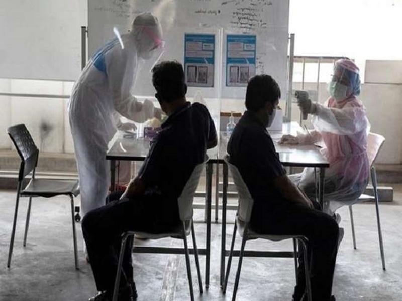India Coronavirus Updates: पिछले 24 घंटे में 57117 नए कोरोना संक्रमित सामने आए, 764 की मौत