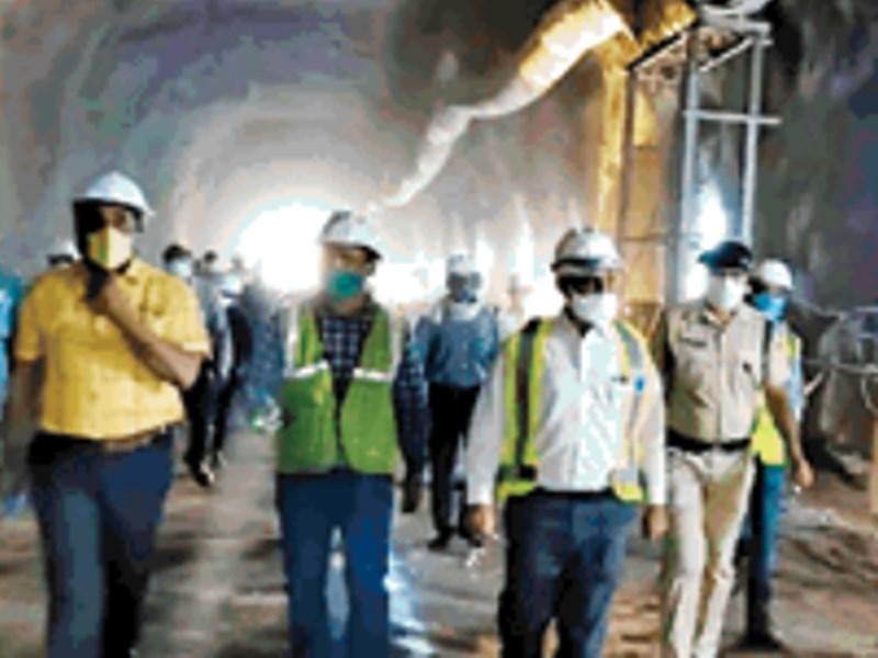 Rail Tunnel : भोपाल से इटारसी के बीच 1080 मीटर लंबी सुरंग में दौड़ेगी ट्रेन