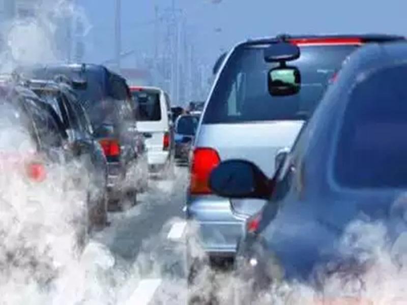 छत्तीसगढ़ में वायु प्रदूषण से घट रहा साढ़े तीन साल जीवनकाल